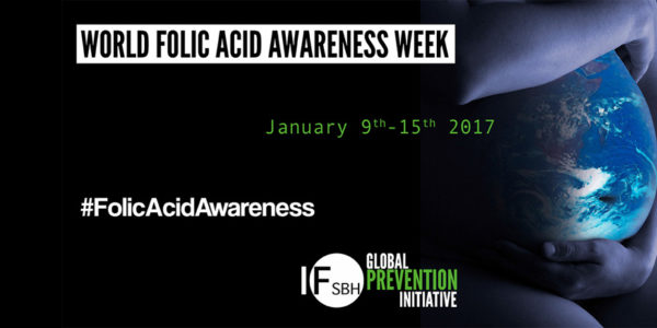 World Folic Acid Awareness Week