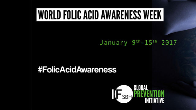 World Folic Acid Awareness Week